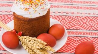 Рецепт вкусного кулича на Пасху