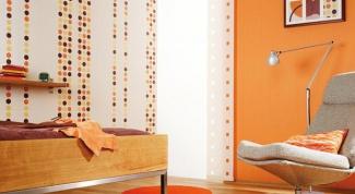 Впустите в дом немного солнца: оранжевый цвет в интерьере