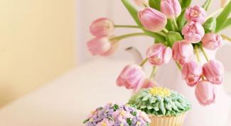 Правила составления букета из живых цветов