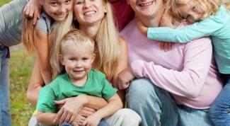 Плюсы воспитания в многодетной семье