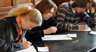 Как поддержать ребенка перед экзаменом