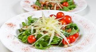 Рецепты мясных салатов