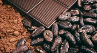 Какао как профилактическое средство
