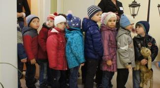Как узнать очередь в детский сад