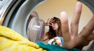 Как очистить стиральную машину от загрязнений