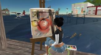 Как создать аватар в Second Life