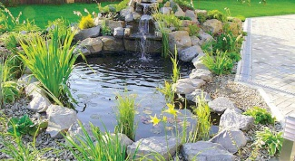 How to make an artificial pond