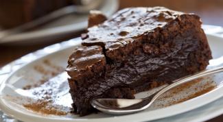 Шведский шоколадный торт: рецепт