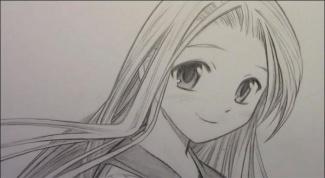 Как рисовать поэтапно аниме