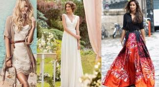 Гид по моде: фасоны платьев для разных образов