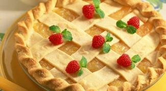 Оригинальные способы украсить пирог