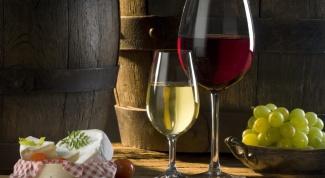 Как выбрать крепкое вино