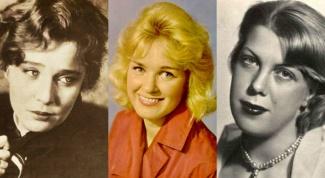 The tragic fate of the beautiful women of the Soviet cinema