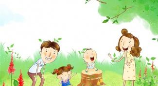 Как создать дружную семью