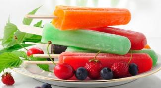 Как сделать фруктовый лед своими руками