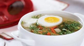 Как сварить крапивный суп