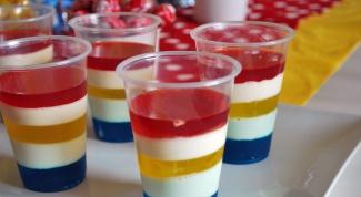 Лучший летний десерт из желе