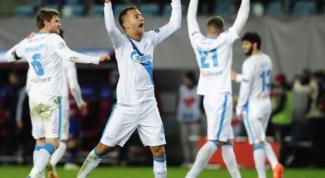 «Зенит» стал чемпионом России досрочно: как отмечали победу