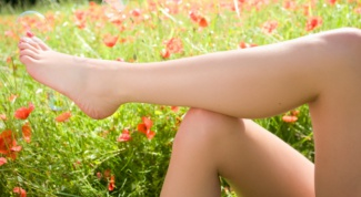What if the veins in the legs become too noticeable?