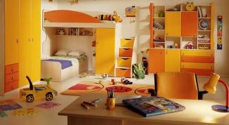 Создаем экологически безопасную детскую комнату