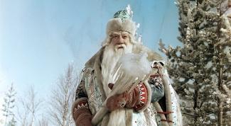 Зачем Деду Морозу посох