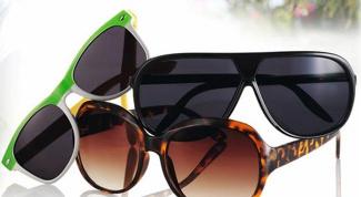 Правила выбора мужских солнцезащитных очков