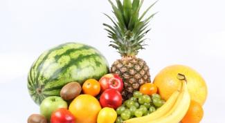 Какие фрукты помогают похудеть