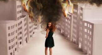 К чему снится пожар