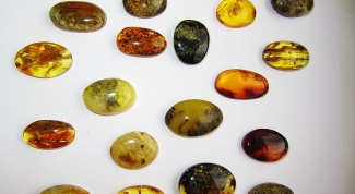 Магические свойства камней и минералов: янтарь