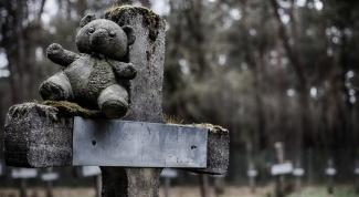 Почему нельзя ничего брать с кладбища