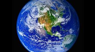 С какой скоростью вращается Земля