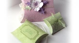 Коробочка для подарка «Как в детстве»