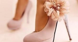 Как носить обувь на высоком каблуке и не уставать