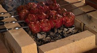Kebab from Elder hankishieva
