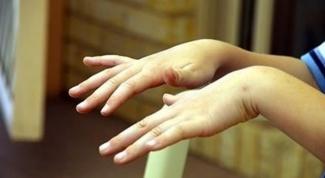 Как унять дрожь в руках