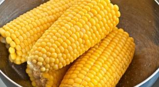 Как приготовить кукурузу: несколько советов