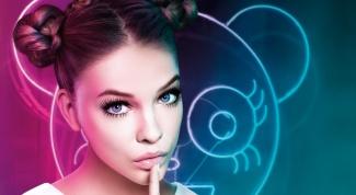 Модный тренд: макияж в стиле манга