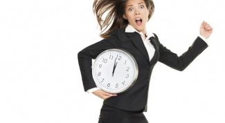 4 причины женских опозданий на работу