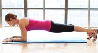 Как подтянуть тело за 2 недели с помощью планки