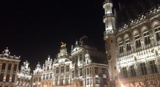 Что посмотреть в Брюсселе
