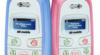 Мобильный телефон для дошкольника и школьника. Какой купить?