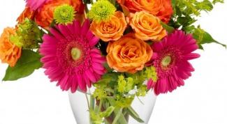 Как продлить жизнь свежесрезанным цветам