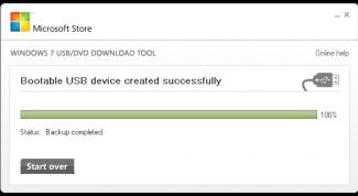 Как сделать установочную флешку Windows 7/8