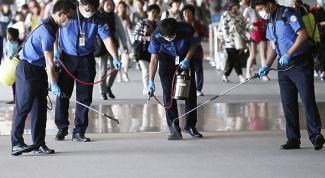 Что за вирус MERS в Южной Корее