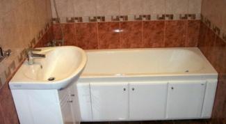 Ремонт ванной: бюджетный вариант