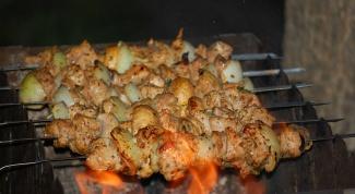 Как приготовить шашлык из свинины с уксусом