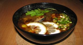 Как приготовить рыбную солянку по-домашнему