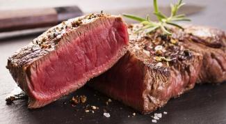Готовим мясо вкусно: стейк и ростбиф