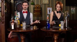 Что такое выездной бар