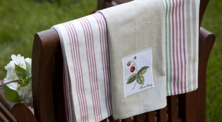 How to wash kitchen towels